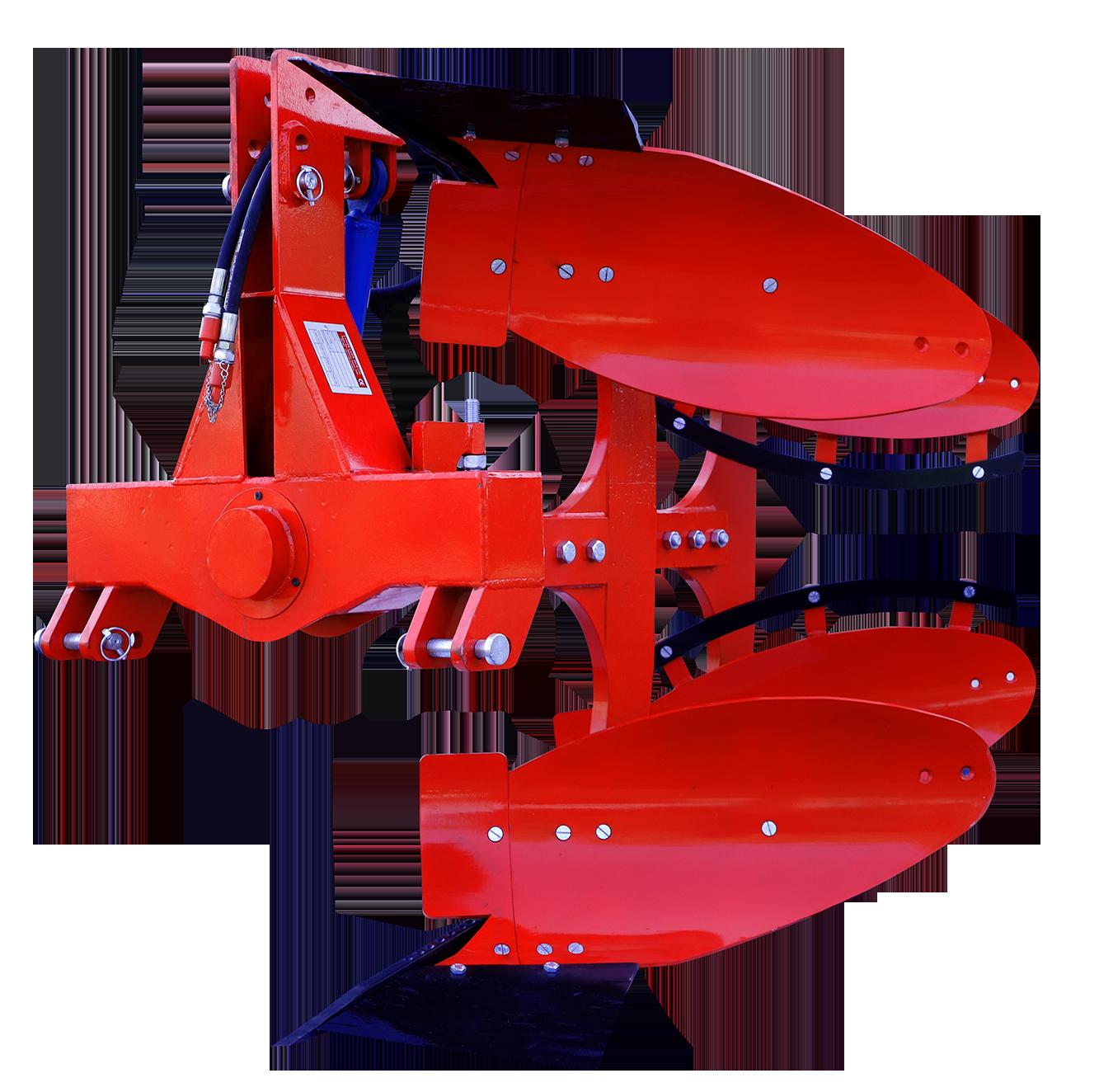 Plow - Dhanush   Hydraulic Reversible Plough
